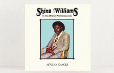 Shina Williams & His African Percussionists - African Dances - LP Vinyl