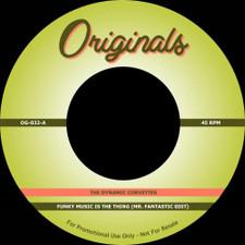 "Dynamic Corvettes / The D.O.C. - Funky Music Is The Thing / Lend Me An Ear - 7"" Vinyl"