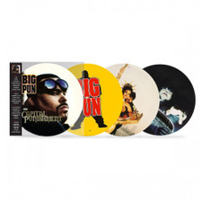 Big Pun - Capital Punishment (20th Anniversary) - 2x LP Picture Disc Vinyl
