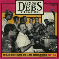 Various Artists - Disques Debs International - An Island Story: Biguine, Afro Latin & Musique Antillaise 1960-1972 Vol. 1 - 2x LP Vinyl