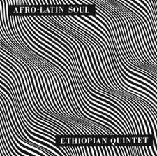Mulatu Astatke & His Ethiopian Quintet - Afro-Latin Soul - LP Vinyl