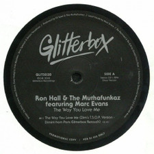 "Ron Hall & The MuthaFunkaz - The Way You Love Me - 12"" Vinyl"