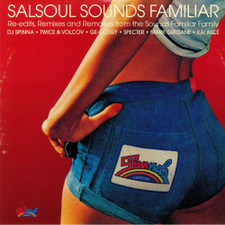 Various Artists - Salsoul Sounds Familiar - 2x LP Vinyl