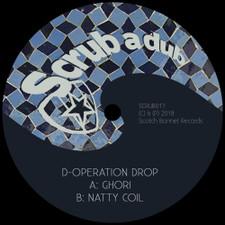 D-Operation Drop - Ghori / Natty Coil - 12' Vinyl