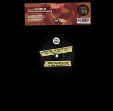 "Disciples - Almighty Dub / Zion Rock Dub - 10"" Vinyl"