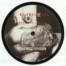 "DJ Sprinkles / Hardrock Striker - Skylax House Explosion (Under The Loft) - 12"" Vinyl"