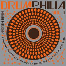 Andrea Benini - Drumphilia Vol. 1 - 2x LP Vinyl