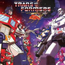 Robert J. Walsh & Johnny Douglas - 80's TV Classics - Music From Transformers - LP Colored Vinyl