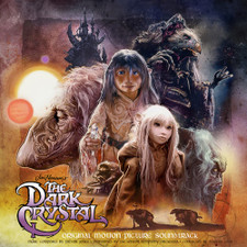 Trevor Jones - The Dark Crystal (Original Motion Picture Sountrack) - 2x LP Colored Vinyl