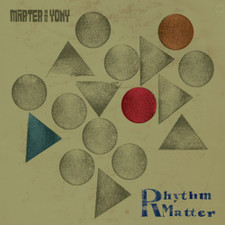 Marter & Yony - Rhythm Matter - LP Vinyl