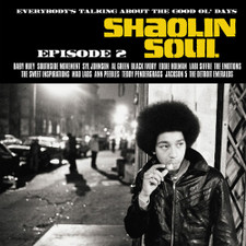 Various Artists - Shaolin Soul (Episode 2) - 2x LP Vinyl+CD