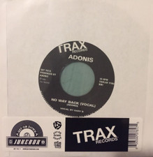 "Adonis - No Way Back - 7"" Vinyl"