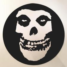 The Misfits - Skull / Crimson Ghost - Single Slipmat