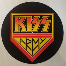 Kiss - Army - Single Slipmat
