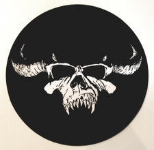 Danzig - Skull - Single Slipmat