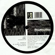 "Orbe - Hohenheim Ep - 12"" Vinyl"