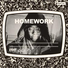 """Kev Brown - Homework - LP Colored Vinyl+7"""""""