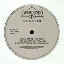 """Carl Bean - I Was Born This Way Remixes - 12"""" Vinyl"""