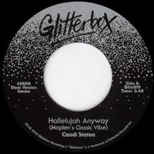 "Candi Station - Hallelujah Anyway - 7"" Vinyl"