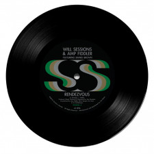 "Will Sessions & Amp Fiddler - Rendezvous - 7"" Vinyl"