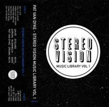 Pat Van Dyke - Stereo Vision Music Library Vol. 1 - Cassette