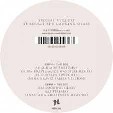 """Special Request - Through The Looking Glass - 12"""" Vinyl"""
