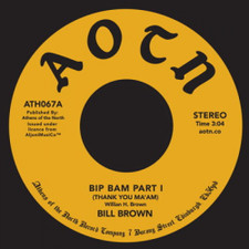 "Bill Brown - Bip Bam (Thank You Ma'am) - 7"" Vinyl"