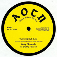 "Dirty Channels vs Danny Russell / Frazelle - Watchin Out - 12"" Vinyl"