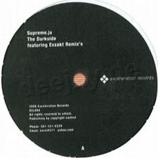 "Supreme.ja - The Darkside - 12"" Vinyl"