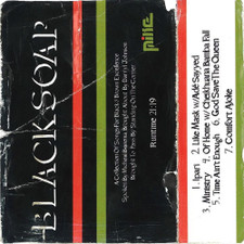 "Mike - Black Soap - 12"" Vinyl"