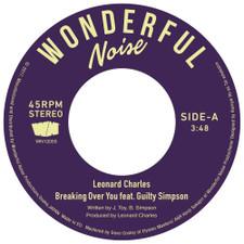 """Leonard Charles - Breaking Over You - 7"""" Vinyl"""