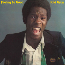 Kiki Gyan - Feeling So Good - LP Vinyl