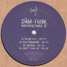 """Dam-Funk - Architecture II - 12"""" Vinyl"""