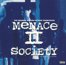 Various Artists - Menace II Society (Original Motion Picture Soundtrack) - 2x LP Colored Vinyl
