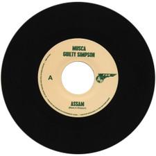 """Guilty Simpson & Musca - Assam - 7"""" Vinyl"""