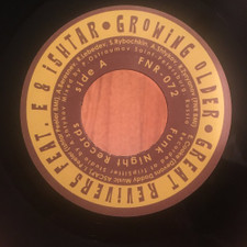 "The Great Revivers Feat. E & Ishtar - Growing Older - 7"" Vinyl"
