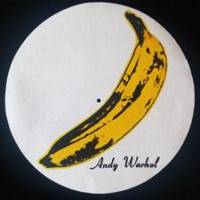 The Velvet Underground & Nico - Andy Warhol Banana - Single Slipmat