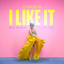 "Cardi B - I Like It - 12"" Vinyl"