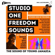 Various Artists - Studio One Freedom Sounds - 2x LP Vinyl