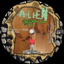 """Volruptus - Alien Agenda - 12"""" Vinyl"""