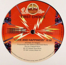 "First Choice - Love And Happiness / The Player - 12"" Vinyl"