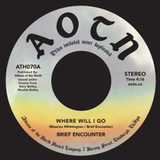 "Brief Encounter - Where Will I Go - 7"" Vinyl"