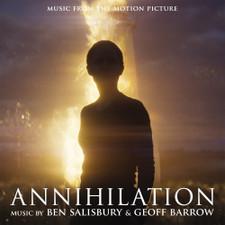 Ben Salisbury & Geoff Barrow - Annihilation (Music From The Motion Picture) - 2x LP Vinyl