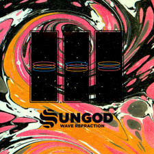 Sungod - Wave Refraction - Cassette