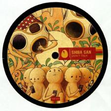 "Shiba San - Don't Talk - 12"" Vinyl"