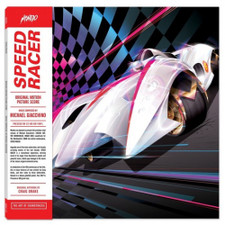 Michael Giacchino - Speed Racer (Original Motion Picture Score) - 2x LP Vinyl