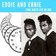 Eddie And Ernie - Time Waits For No One - LP Vinyl