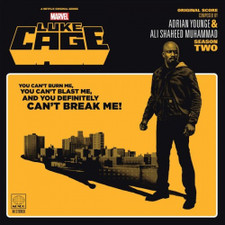 Adrian Younge & Ali Shaheed Muhammad - Marvel's Luke Cage Season Two (Original Soundtrack) - 2x LP Vinyl