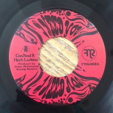 """ConSoul - I Need You / Ball Of Confusion - 7"""" Vinyl"""