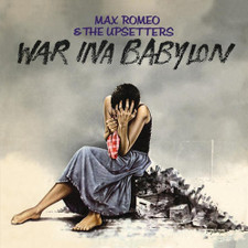 Max Romeo & The Upsetters - War Ina Babylon - LP Colored Vinyl